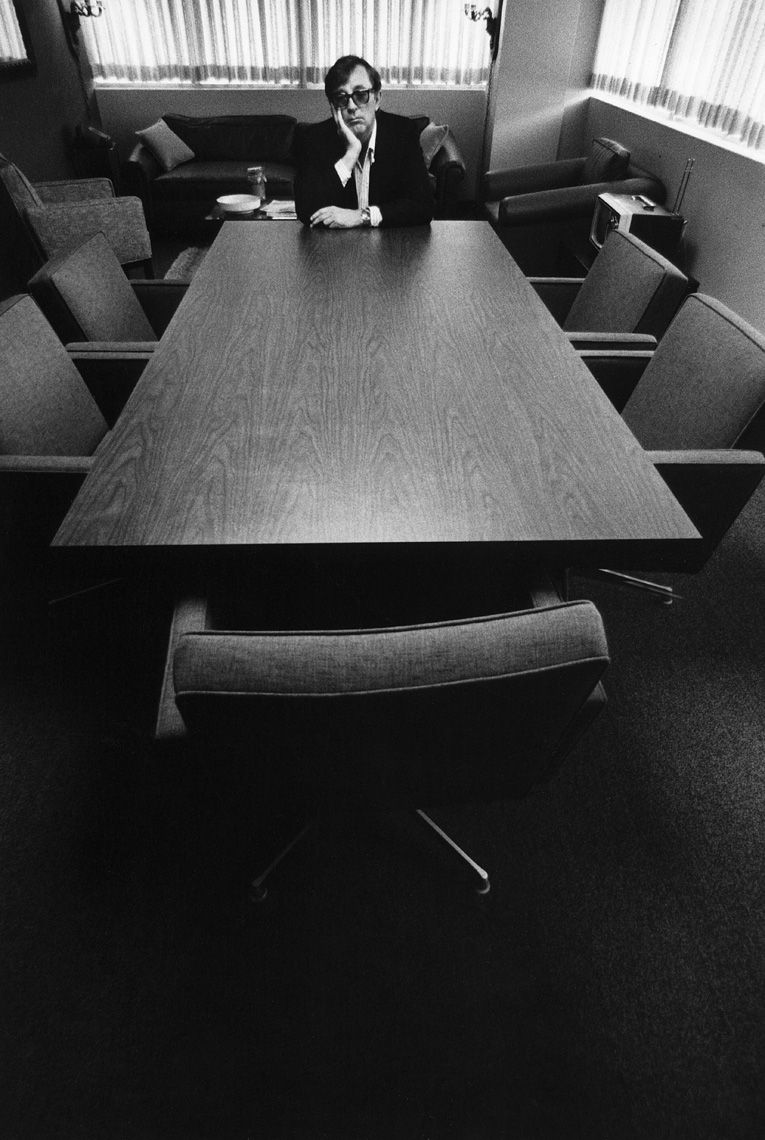 Bob Mitchum Agents Office