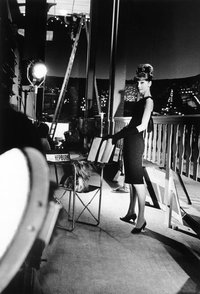 Audrey Hepburn, Little Black Dress