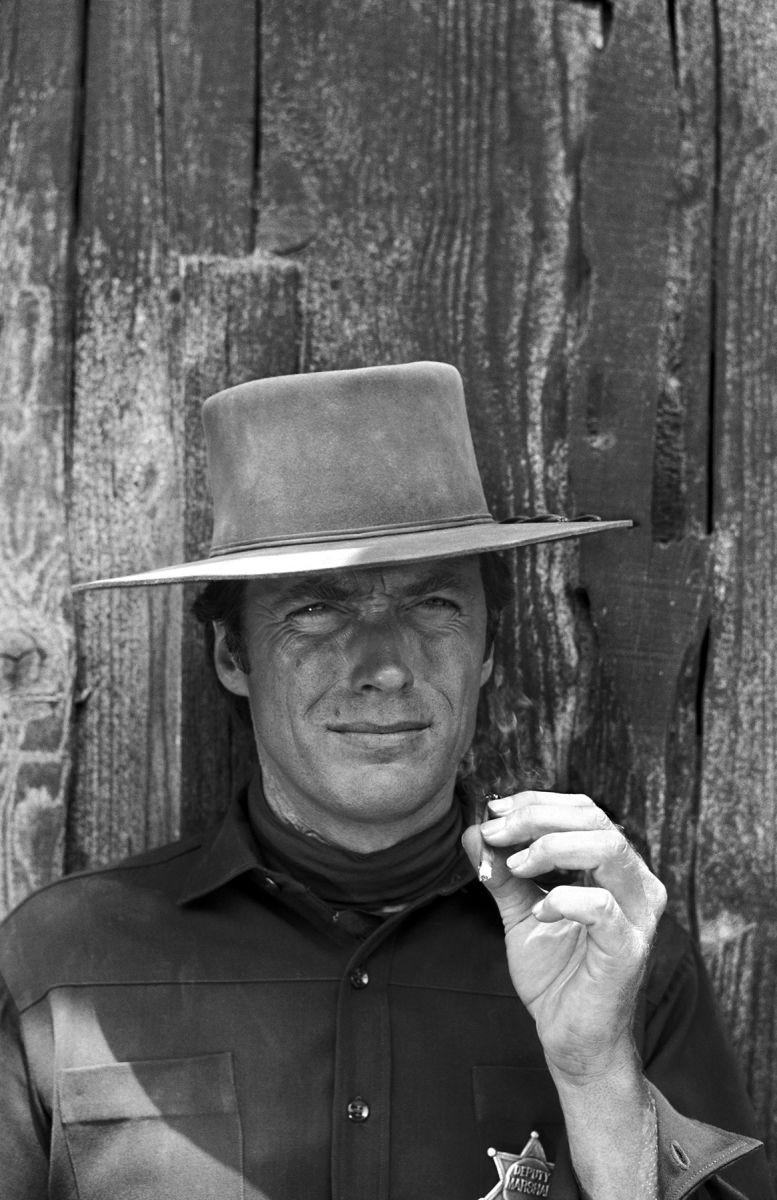 Clint Eastwood, portait