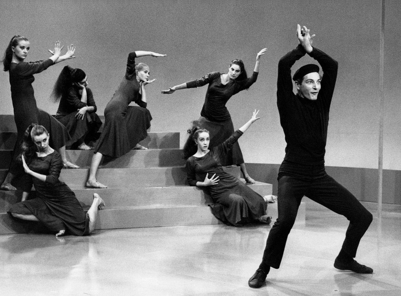 Danny Kaye, Modern Dance