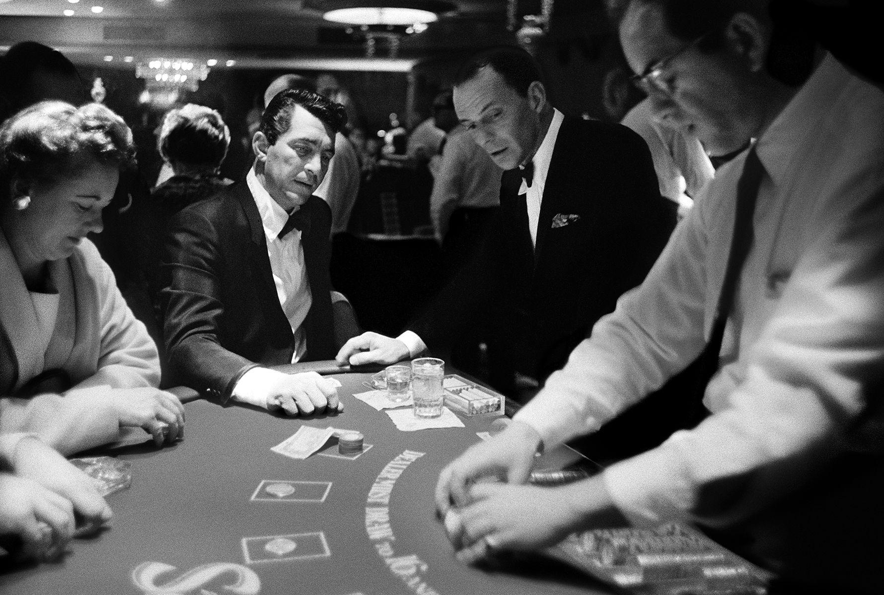 Dean Martin, Blackjack