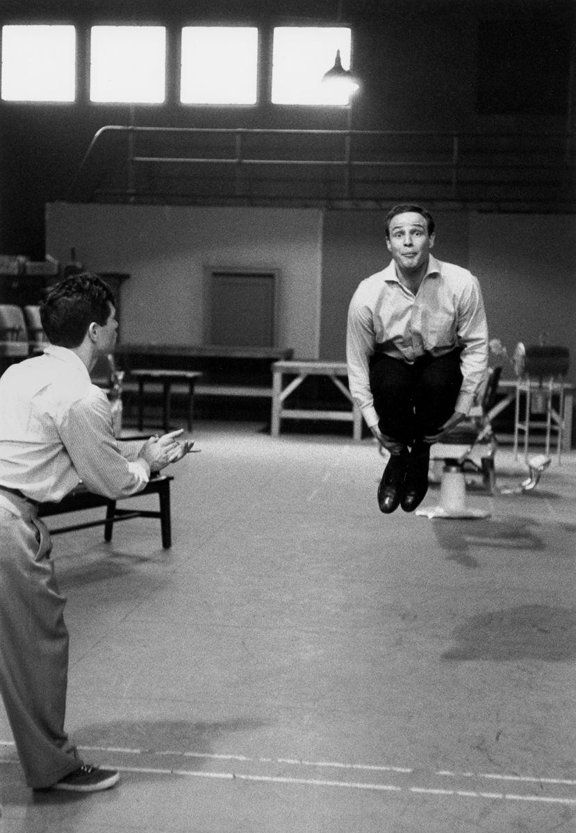 Marlon Brando, Michael Kidd, Jump