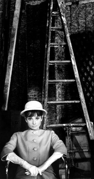 Audrey Hepburn, Ladder