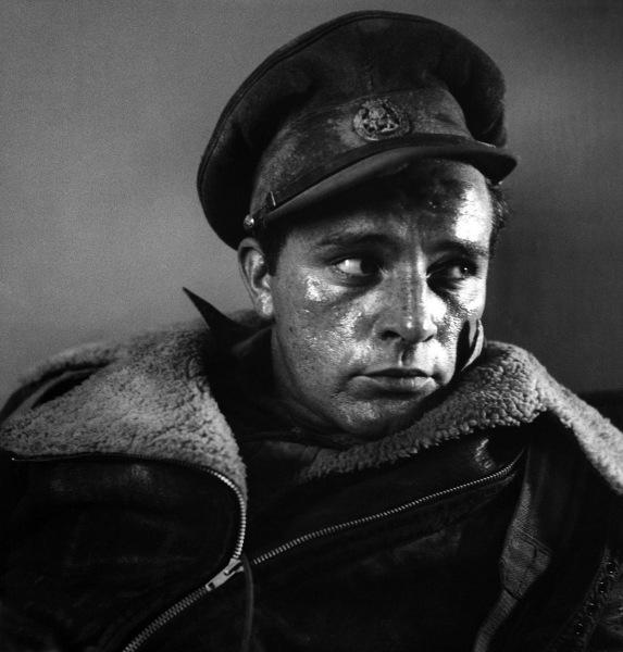 Richard Burton, CU Portrait