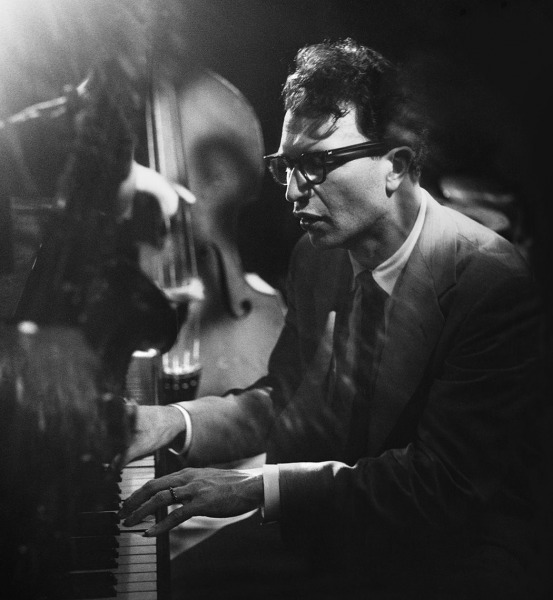 Dave Brubeck performing at The Haig in Los Angeles, 1950.