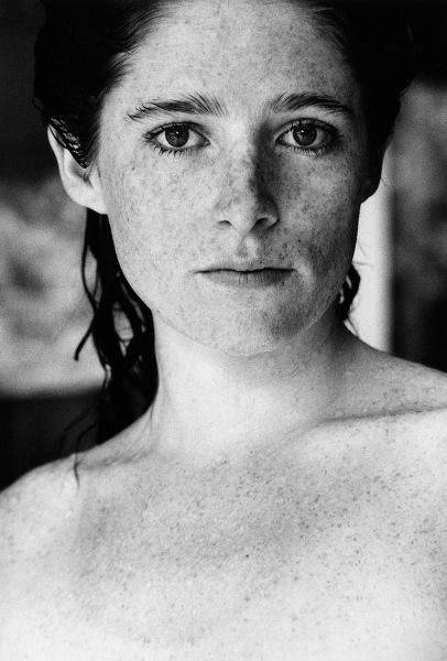 Jane Lufkin portrait, 1983.