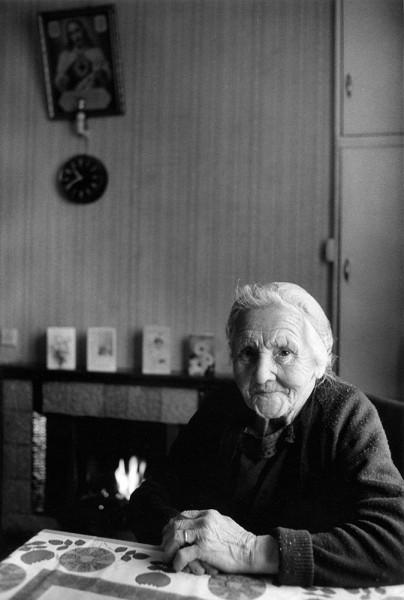 Mary-Murphy-on-her-100th-birthday-Ireland-1978