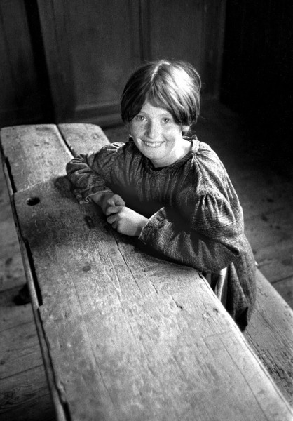 Siobhan Houlihan, Dingle Ireland, 1969.