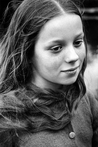 Virginia Fagini; Italy, 1957.